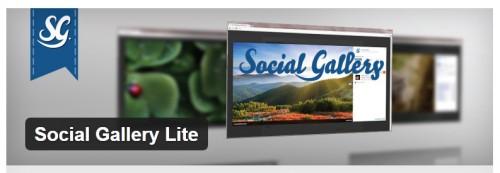 Social Gallery Lite