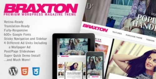 Braxton – WordPress Magazine Theme