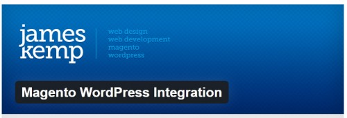 Magento WordPress Integration