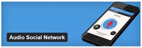 Audio Social Network
