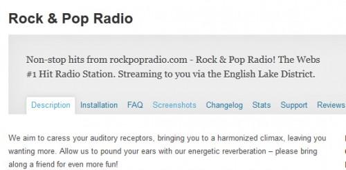 Rock & Pop Radio