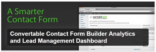 Convertable Contact Form