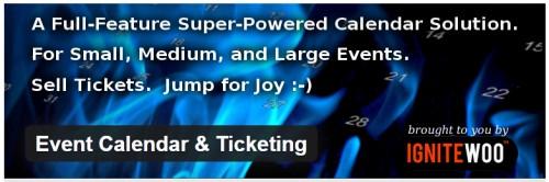Event Calendar & Ticketing