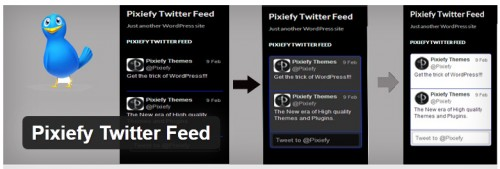 Pixiefy Twitter Feed