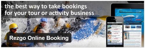 Rezgo Online Booking