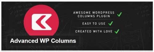 Advanced WP Columns
