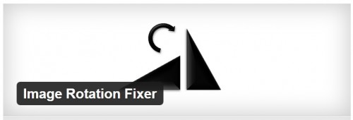 Image Rotation Fixer