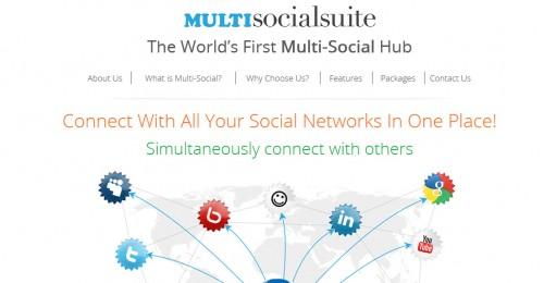 MultiSocialSuite
