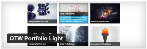 OTW Portfolio Light