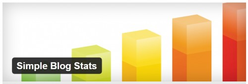 Simple Blog Stats