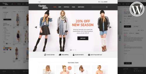 Decima WooCommerce WordPress Theme