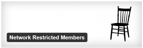 Network Restricted Members