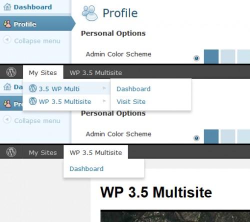 WP Hide Dashboard