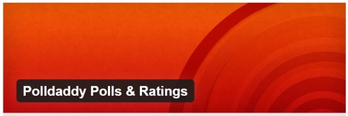 Polldaddy Polls & Ratings