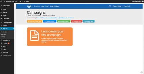 Website Popups