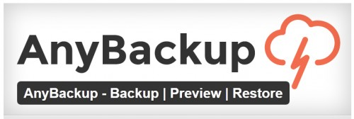 AnyBackup - Backup