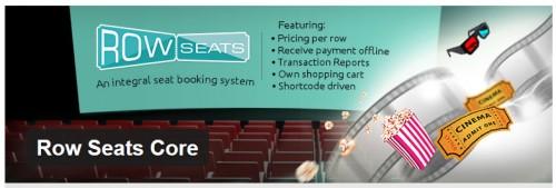 Row Seats Core