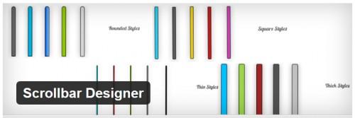 Scrollbar Designer