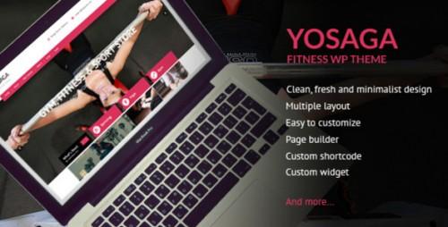 Yosaga WordPress Premium Theme