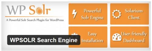 WPSOLR Search Engine