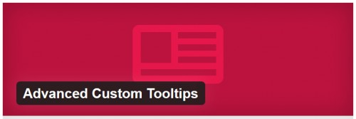 Advanced Custom Tooltips