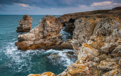 The Arch - waterscapes photography