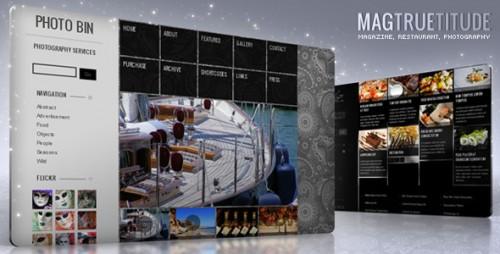 MagTruetitude - Restaurant and Food WordPress Theme