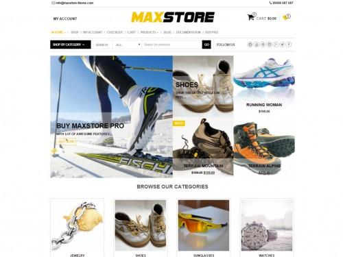 MaxStore