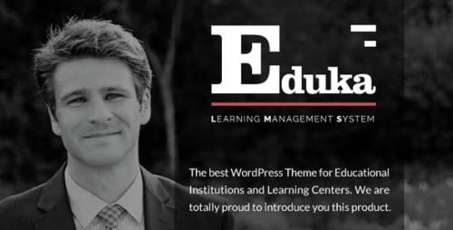 Eduka - Education & University WordPress Theme