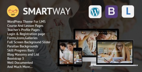 Smartway - Learning & Courses WordPress Theme