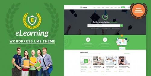eLearning - LMS WordPress Theme