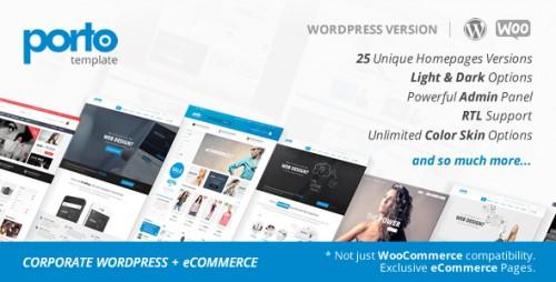 Porto - Responsive WordPress eCommerce Theme