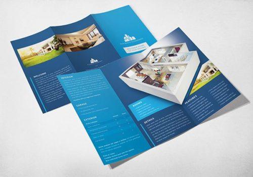 20 Beautiful Brochure Templates Themeleopard