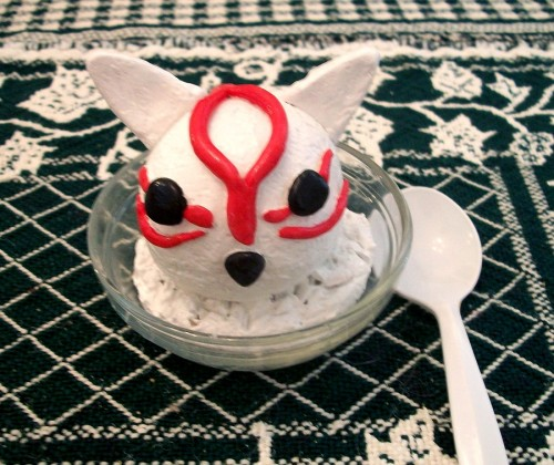 Decor Okami Ice Cream