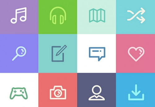 Dripicons Free Icons Set