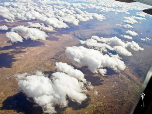 Clouds Aerial Photography Examples