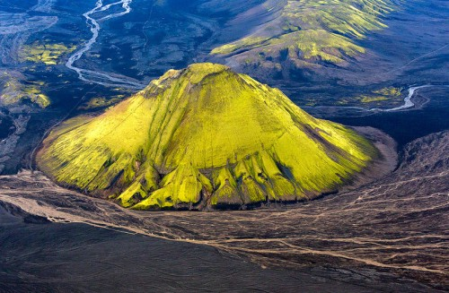 Green Mountain - Iceland