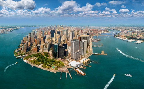 New York City - Aerial Photography